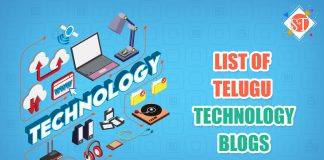 Telugu technology-blogs
